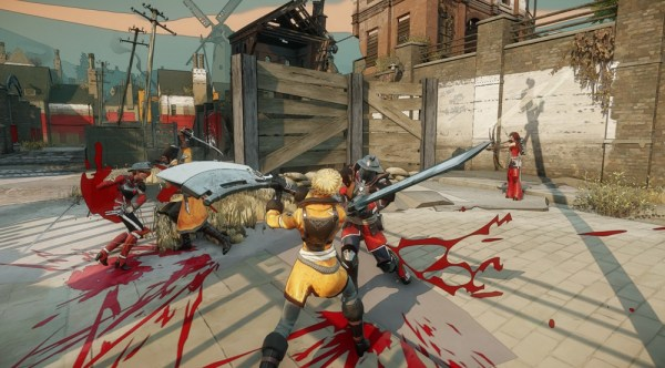 Battlecry is a bloody mess, but a pretty one.
