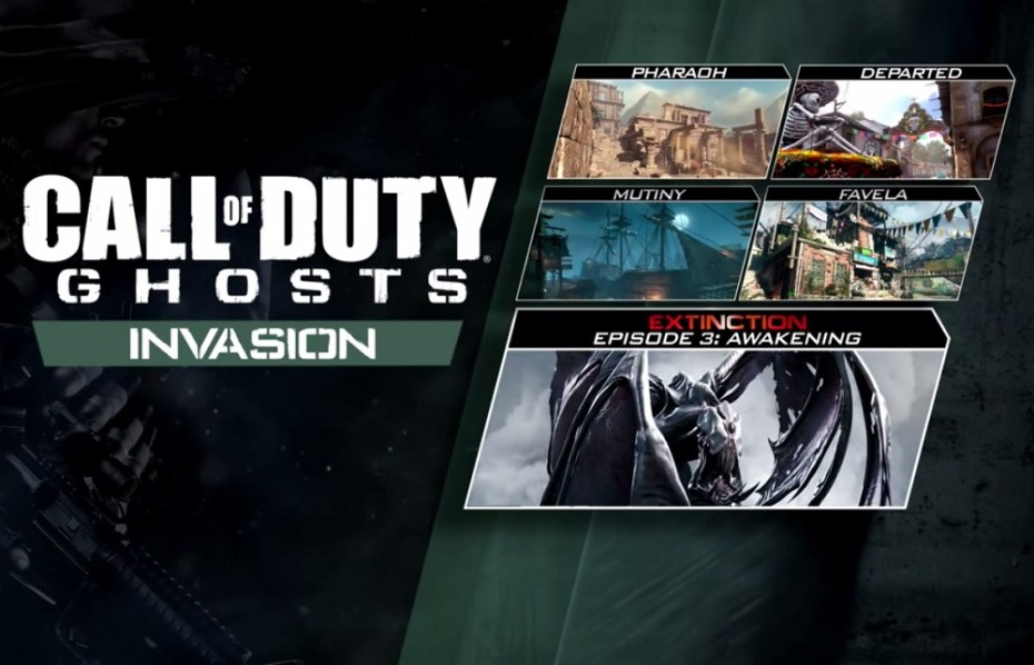 Call of Duty: Ghosts Invasion DLC