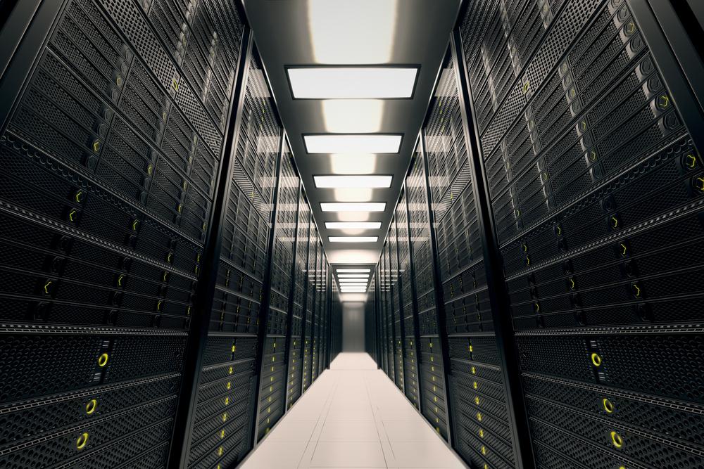 Data center servers Dabarti CGI Shutterstock