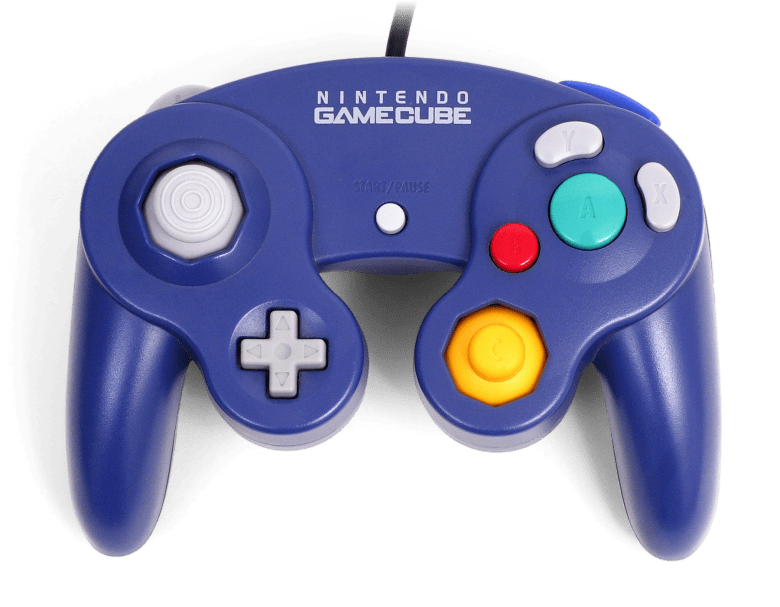 The GameCube controller will work with the WiiU.