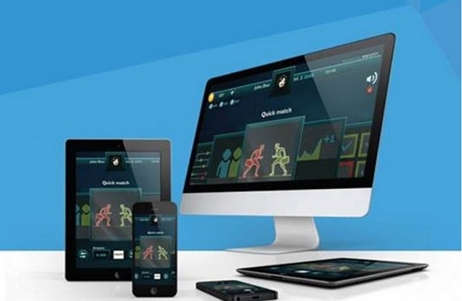 Gingee's Liquid UI game engine can be used to create cross-platform games.
