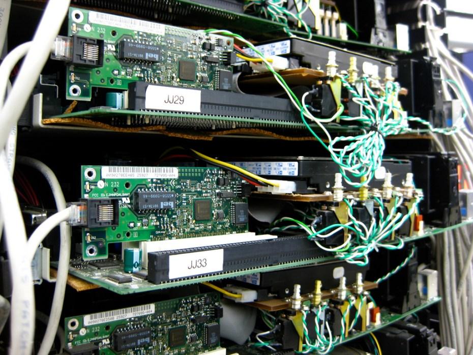 Google servers Liz Henry Flickr