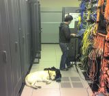 Guy dog data center Sean Ellis Flickr