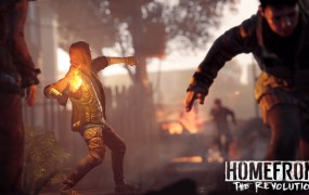 Homefront: The Revolution in action.