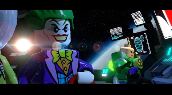 Lego Batman 3 bad guys