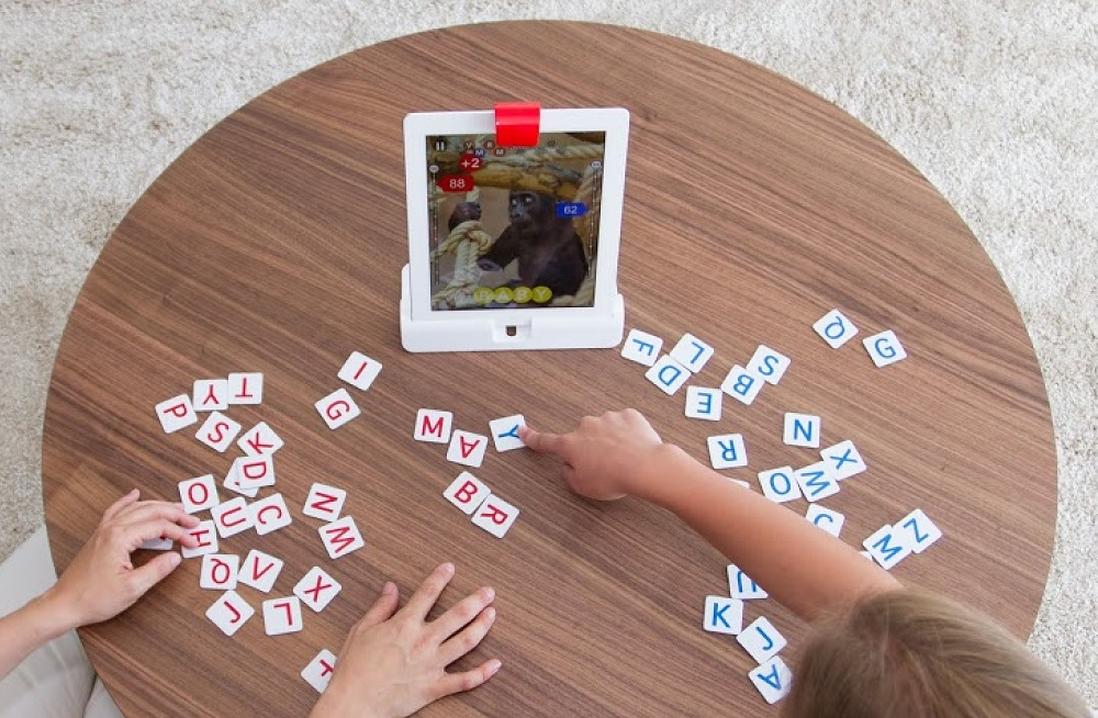 Osmo Words in action.