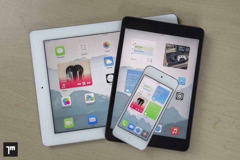 iOS blocks concept by Joseph Machalani