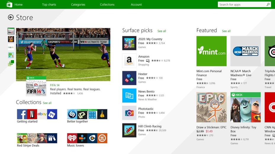Windows Store 00