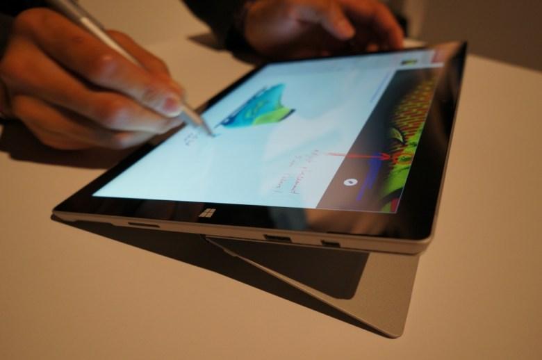 Microsoft's Surface Pro 3