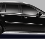 An Uber SUV. Not to be confused with the much cheaper UberXL SUV.