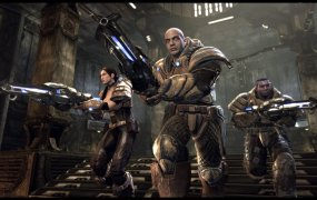 Unreal Tournament 3 for the PC is the most-recent entry in the series.