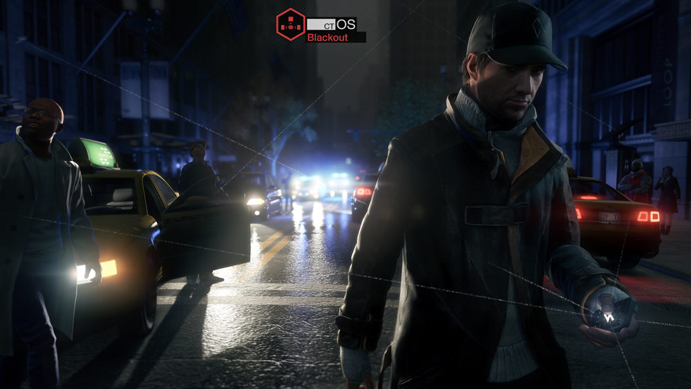 Watch Dogs Blackout