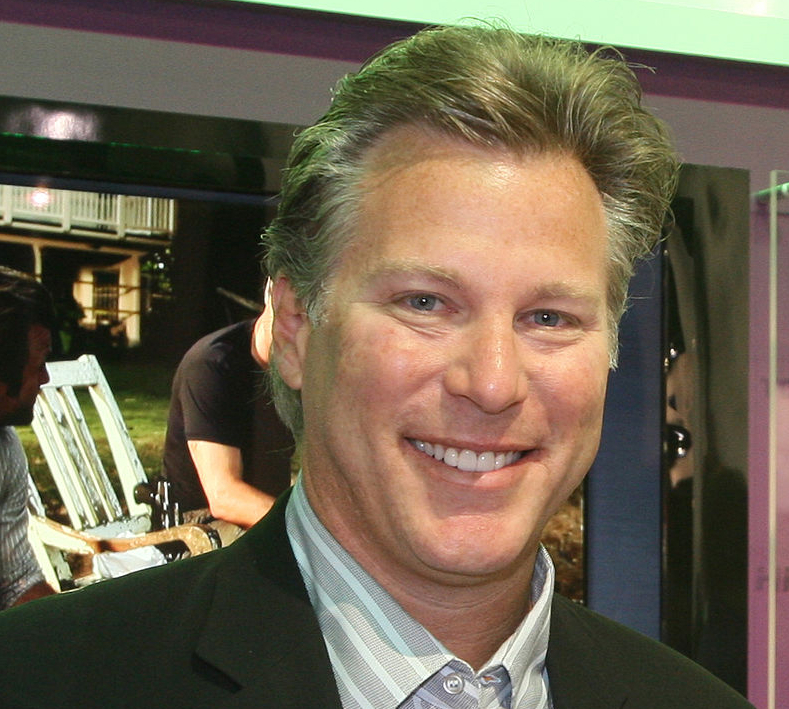 Ross Levinsohn at CES in 2011.