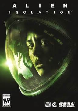 Alien Isolation box art