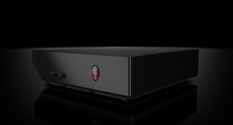 The Alienware Alpha.