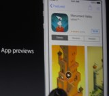 Apple App Store app previews