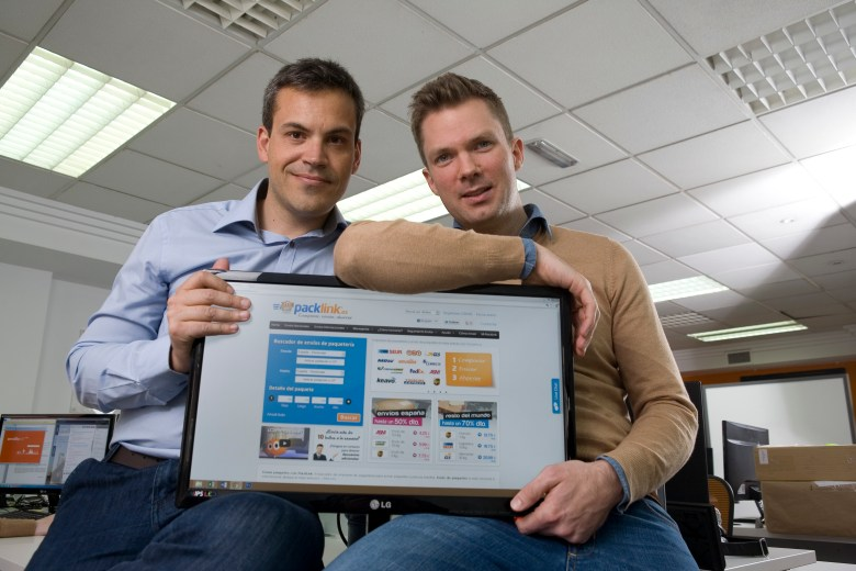 PackLink founders
