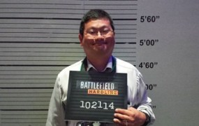 Dean Takahashi got booked before he tried out Battlefield Hardline.