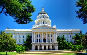California's State Capitol.