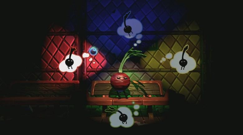 Disney Fantasia: Music Evolved scene from the Neighborhood
