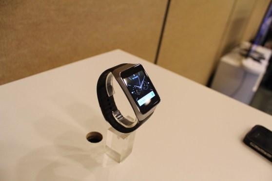 Samsung Gear Live clock