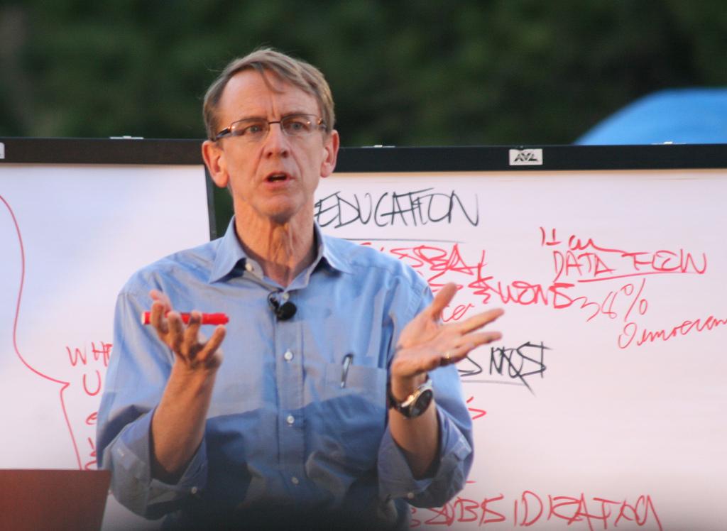 KPCB partner John Doerr