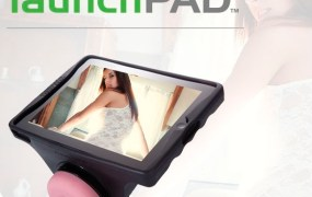 Interactive Life Forms' new sex toy iPad accessory, the Fleshlight Launchpad, which brings new meaning to the description of sad and lonely.