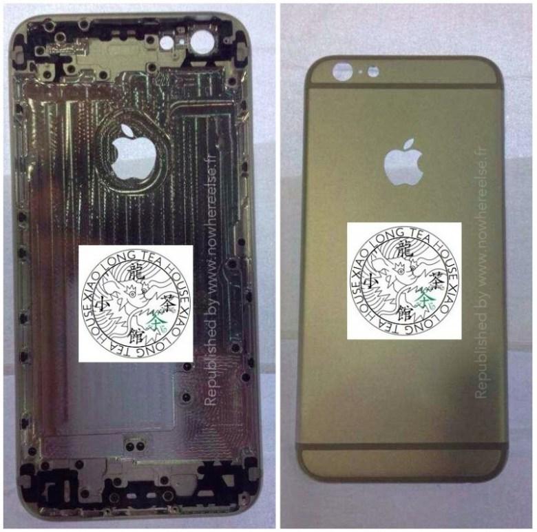 Leaked iPhone 6 photo