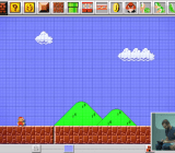 Nintendo demonstrates Mario Marker live at E3 on Twitch.