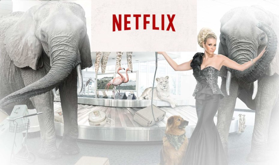 Netflix teams with Chelsea Handler