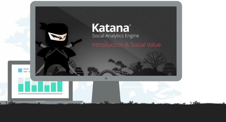 Ninja Metrics Katana service