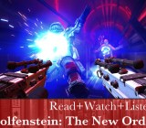 Read+Watch+Listen: Wolfenstein: The New Order