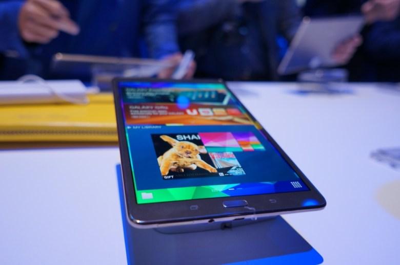 """Samsung Galaxy Tab S 8.4"""""""