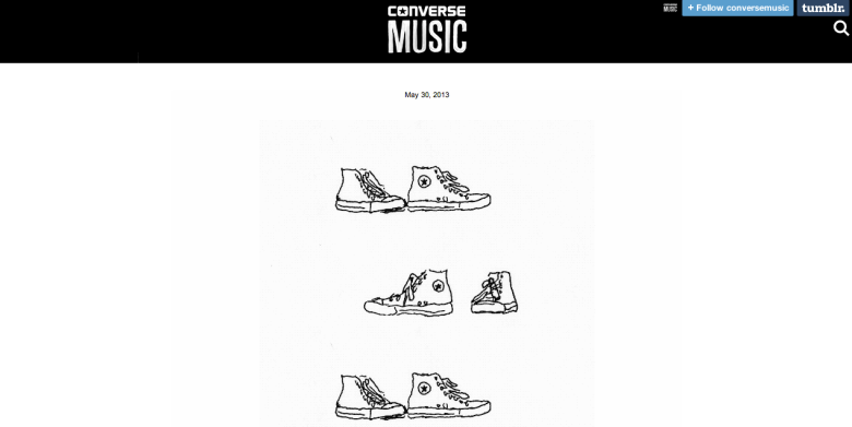 Converse on Tumblr