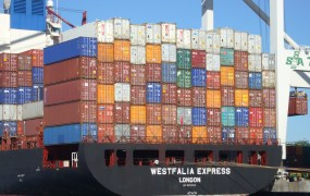 shipping containers Jim Bahn Flickr