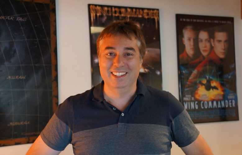 Star Citizen creator Chris Roberts