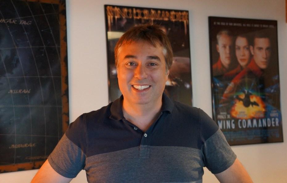 Star Citizen creator Chris Roberts