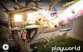 Starship's Playworld