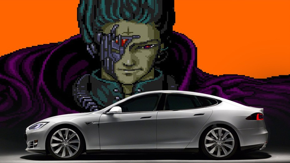 """OEMS: All Our Patent Are Belong to You,"" declares Tesla's new ""patent wall."""