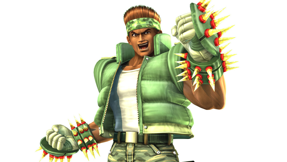 The King of Fighters Armor Ralf