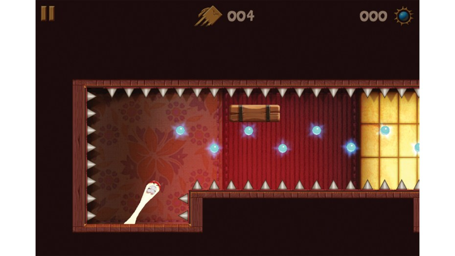 To-Fu Fury is one of the first games to take advantage of Fire Phone's Dynamic Perspective.