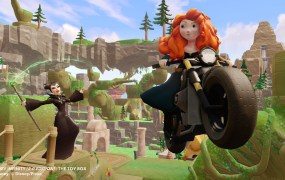 Disney Infinity (2.0 Edition) will feature some new characters.
