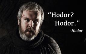 Yo Hodor app
