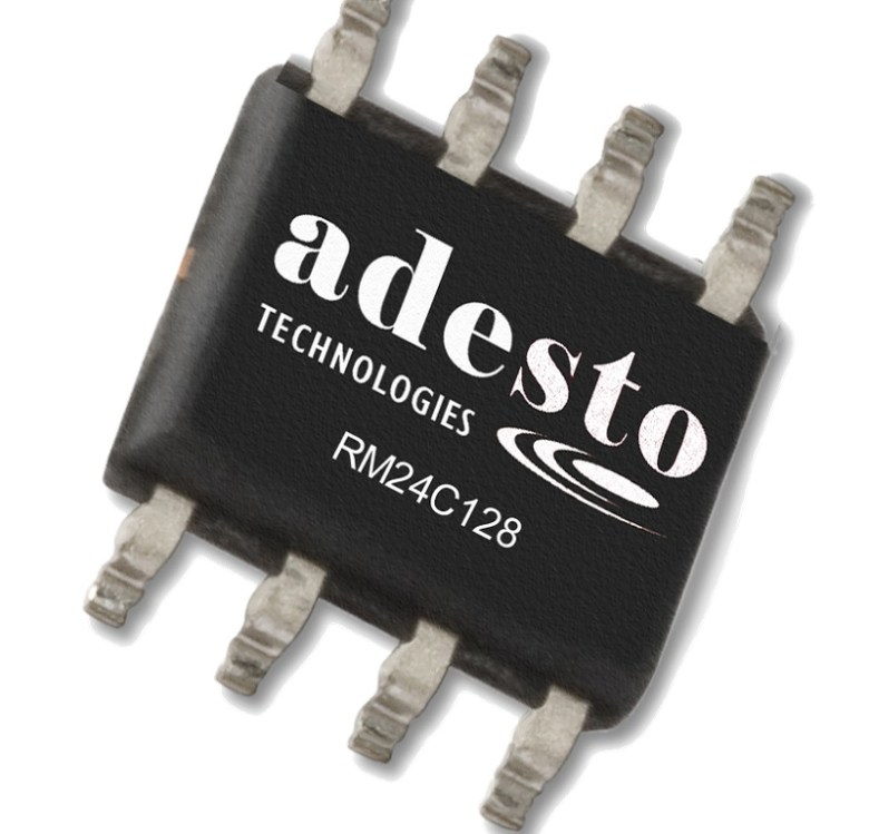 Adesto makes low-power memory chips.