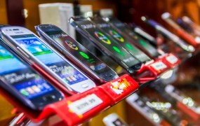 Android phones Irving Martinez Flickr