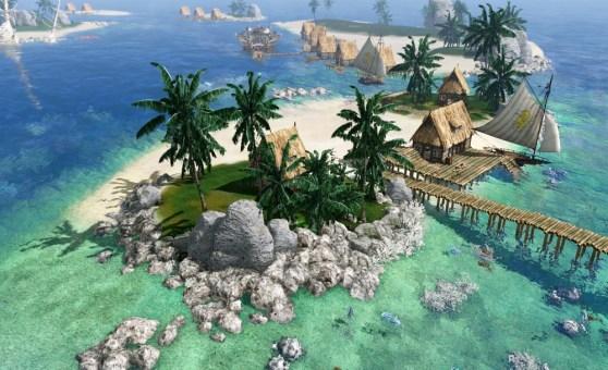 ArcheAge landscape