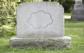 Cloud storage death