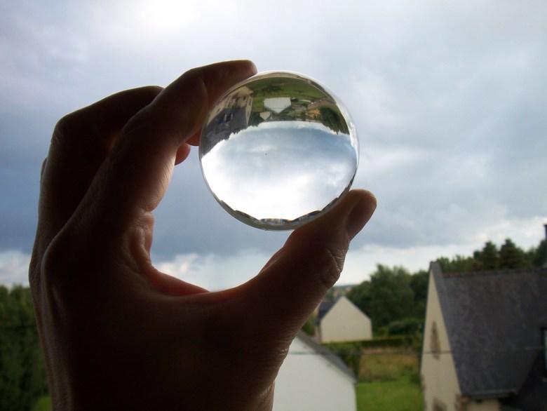 Crystal ball Mark Skipper Flickr