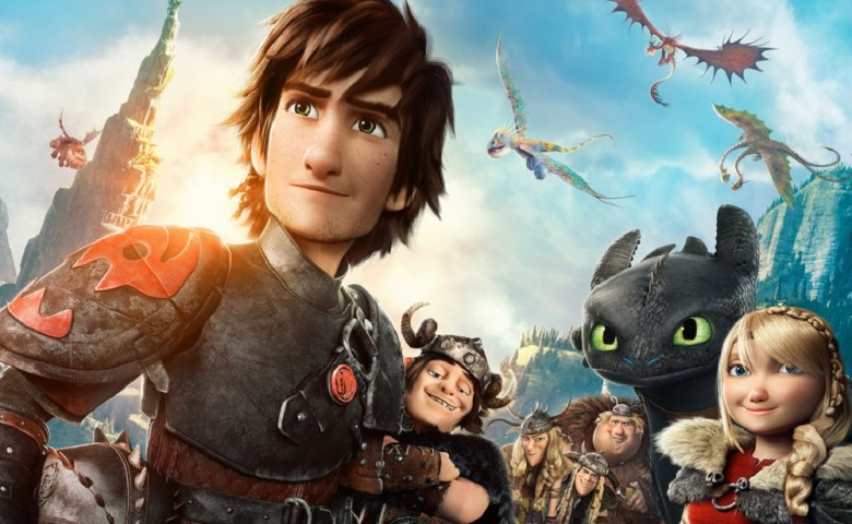 DreamWorks Animation's How to Train Your Dragon 2