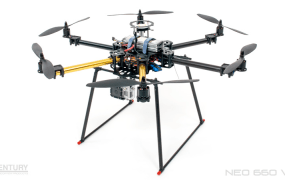 The drone that the San Jose police almost couldn't find